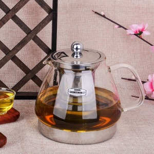 Image 3 - Heat Resistant Glass Teapot Electromagnetic Furnace Multifunctional Teapot Induction Cooker Kettle