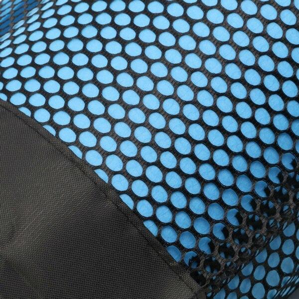 Wysokiej jakości nylonu yoga mat pilates przewoźnika torby siatki centrum regulowany pasek przypadku przenośne ramię torba brand new 4
