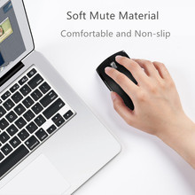 Compact Foldable Wireless Mouse