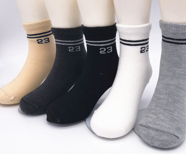 ecf889253867c 20PC=10 Pairs/lot Boy Stripes Socks Soft Cotton Infant Socks Cute Cartoon  Pattern Kids Socks for Baby Children Sock 1 12 Year-in Socks from Mother &  ...