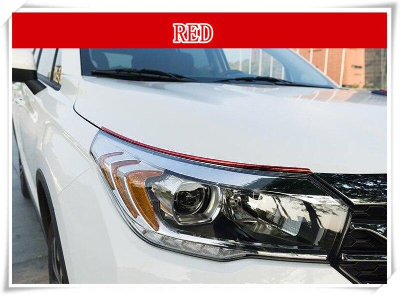 8m Car Styling Whole car decoration strip Sticker For Audi Q5 1 2 Q7 4M 4L S3 8V S4 B9 S6 C7 SQ5 1 2 SQ7 RS Q3 Accessories