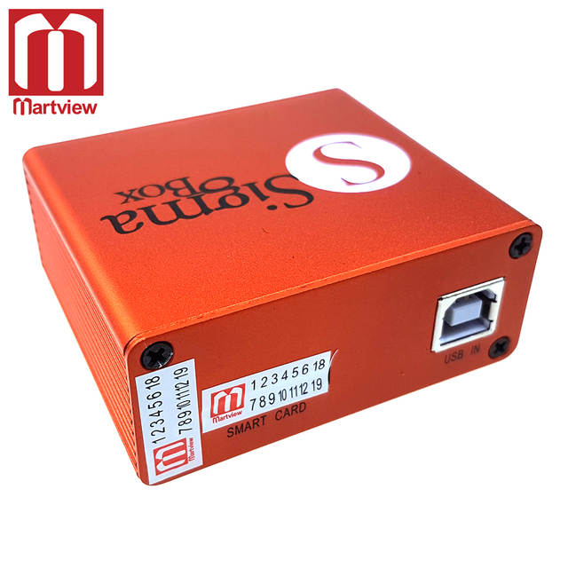 US $229 04 |Martview Sigma Box with Cable Set (9 pcs)-in Telecom Parts from  Cellphones & Telecommunications on Aliexpress com | Alibaba Group