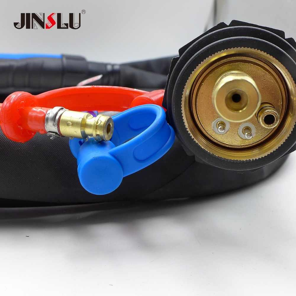 Welding TORCH MB 501 WATER COOLING HOSE KIT 3-4 5m MIG 0,6-0,8-1,0