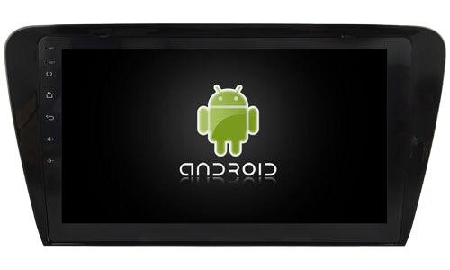 Восьмиядерный android 8,0 4 Гб оперативной памяти и 32 Гб ПЗУ ips экран автомагнитолы gps навигатор для vw Skoda Octavia 2014 видео плеер