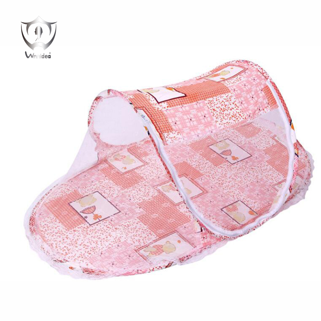 Instant Portable Pop Up Insects Mosquito-net Breathable Travel Baby Tent Beach Play Tent Bed ZH8-313