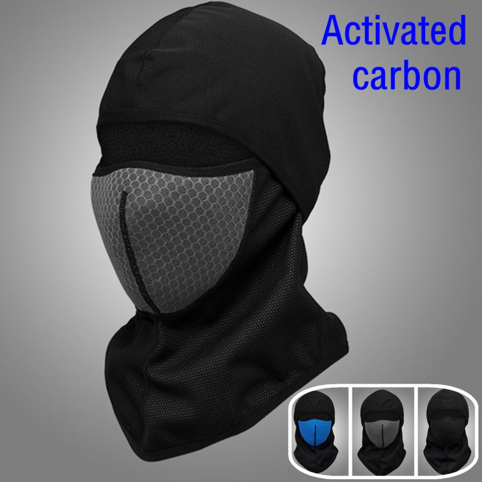 Detail Feedback Questions about Winter Cycling Cap Fleece Thermal Keep Warm  Windproof Face Mask Bicycle Skiing Hat Cold Headwear Bike Face Mask Scarf on  ... b815cbae1756
