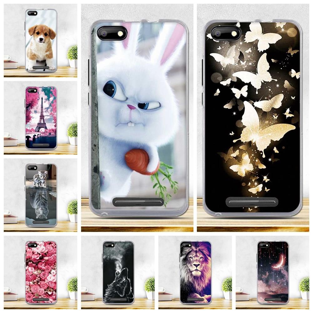 Soft TPU Phone Case For BQ Strike BQS-5020 BQS 5020 BQS5020 5.0 Silicone Back Cover Skin Housing For BQ Strike 5020 Cases Cover