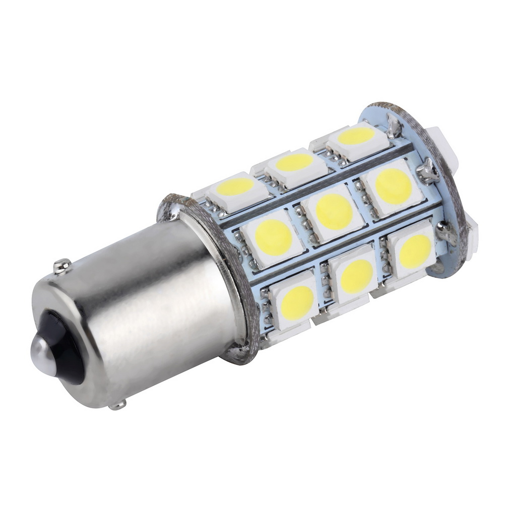 New White T25/S25 1156 BAY 15D White SMD LED Car Auto Tail Brake Stop Signal Parking Lights Bulb 12V hot selling&