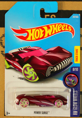 new arrivals 2018 8a hot wheels 164 red power surge diecast car models collection