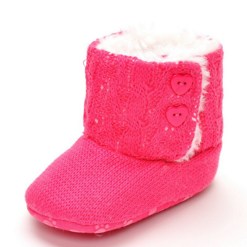 Infant-Baby-Girls-Cotton-Knit-Soft-Winter-Warm-Snow-Boots-Heart-Button-Crib-Shoes-0-18-Months-3
