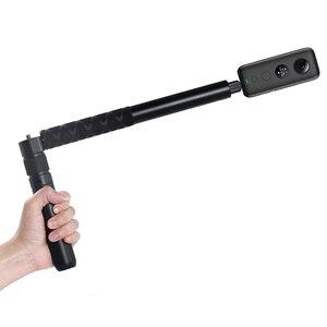 Image 2 - Insta360 Teleskop Stange Selfie Stick 360 Rotary Griff Halterung für DJI osmo action /Insta360 ONE X Kugel Zeit Strahl zubehör