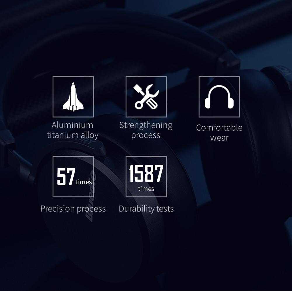5 Bluedio V2 Bluetooth Wireless (Victory) Headphone in Pakistan brandtech.pk