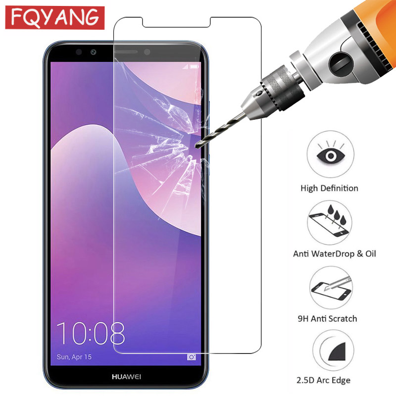 FQYANG 9H Tempered Glass For HUAWEI P10 P20 LITE PLUS P8 P10 Screen Protector Protective Glass Film For HUAWEI P8 P9 Lite 2017
