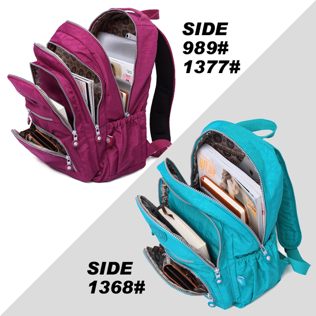 School Backpack for Teenage Girls Laptop compartment | online brands