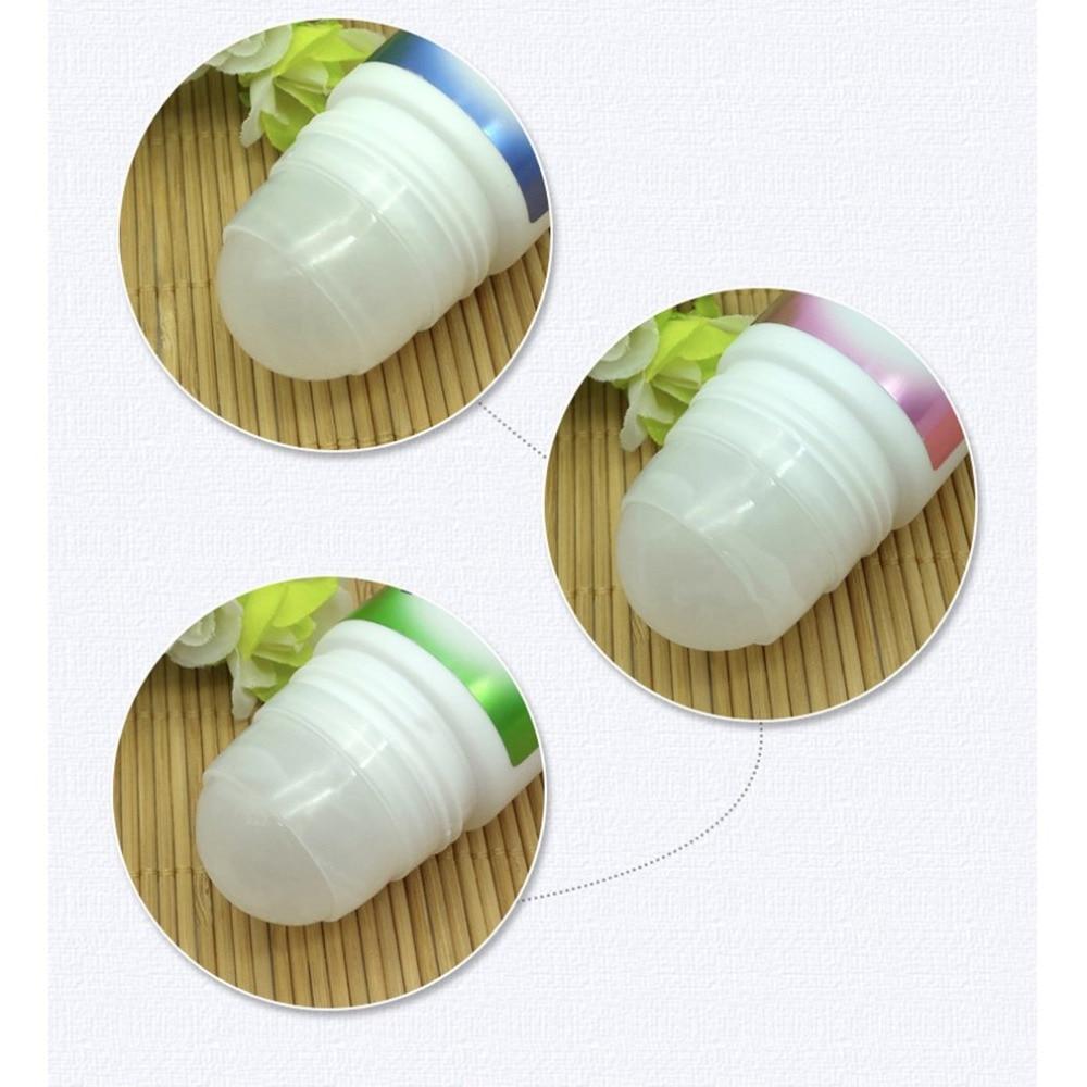 1pcs 50Ml Deodorant Roller Underarm Odor Remover For Men Body Spray Antiperspirant Rolling Ball Stop Sweat Body Lotion