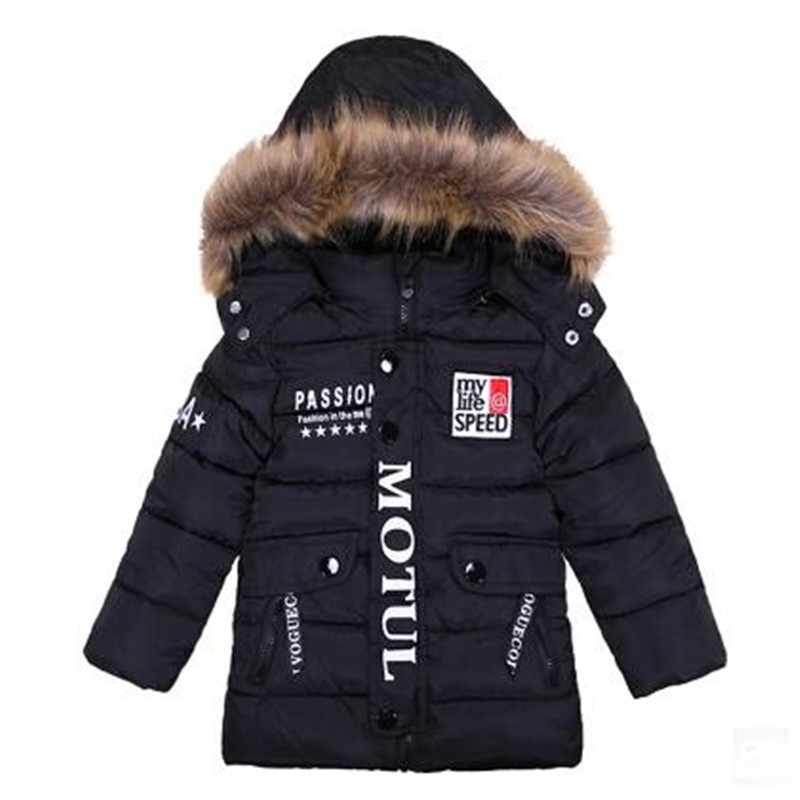 Baby Boy's Thicken Clothes, Children Winter Long Sleeve Warm Jacket ,Boys Cotton-padded Outwear,Baby Kids Coat for Christmas children winter coats jacket baby boys warm outerwear thickening outdoors kids snow proof coat parkas cotton padded clothes