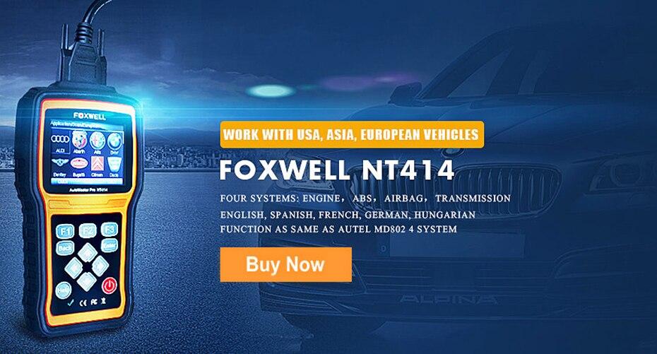 Foxwell NT414 _