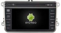Android 8,1 quad core автомобильный dvd медиаплеер радио Wi Fi carplay головного устройства для B6 Passat Polo гольф Tiguan; Skoda OCTAVIA