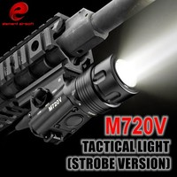 Element SF M720V Tactical Light Strobe Version Switching Quick Detachable LED Weapon Light For Airsoft Hunting