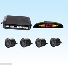 1Set Car LED Parking Sensor