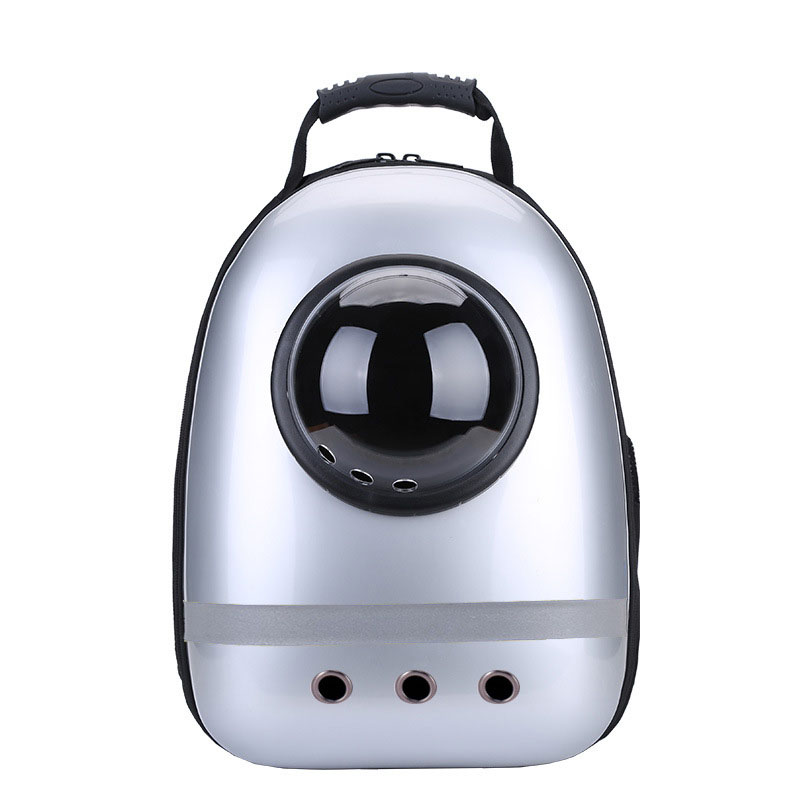 New Pet Cat Backpack Breathable Reflective Stripes Dog Puppy Carrier Travel Outdoor Cave Top Quality Shoulder Bag For Cat