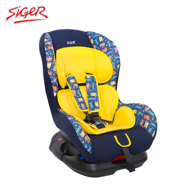 Child Car Safety Seats Siger Nautilus, 0-4 years, 0-18 kg, group0+/1 Kidstravel child car safety seats siger prime isofix 1 12 9 36 kg band 1 2 3 kidstravel