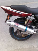 New Arrivals On Sale Road Motorcycle Muffler Tuning Parts CB400 CBR29 VTEC Small Wasp Yoshimura Exhaust