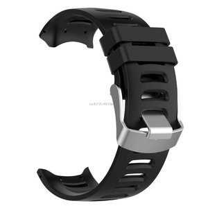 Image 5 - Silicone Replacement Wrist Strap Watch Band For Garmin Forerunner 610 Watch with Tools