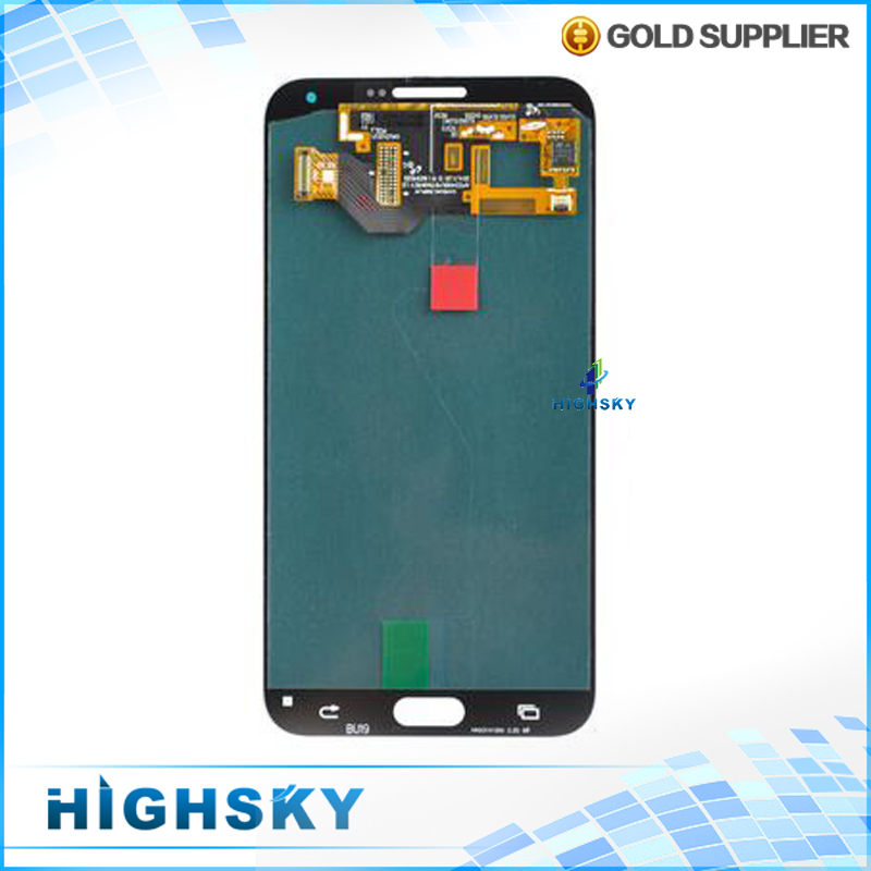 Free DHL EMS 5 pcs Original Quality LCD Screen For Samsung E7 E700 Display E7000 With Touch Digitizer Assembly All Tested New dhl ems 5 new for pro face touchscreen glass agp3300 l1 d24 f4