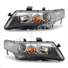 Headlights For HONDA ACCORD 2002 2003 2004 2005 SET Right + Left PAIR   For  Electric
