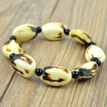 Natural Bodhi bracelets about 23 x15mm mountain lotus fruit Bodhi Bracelets for women jewelry men bracelet jewelry gift 0415