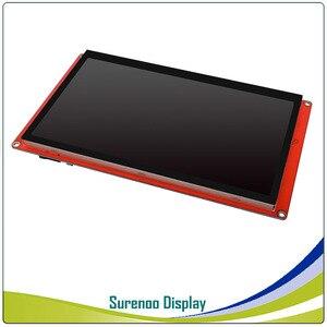 """Image 5 - 7.0 """"NX8048P070 Nextion Thông Minh Màn Hình HMI USART UART Nối Tiếp TFT LCD Module Hiển Thị Điện Trở Hoặc Cảm Ứng Điện Dung Bảng Điều Khiển Cho Arduino"""
