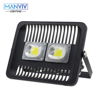 LED Flood Light 30W 50W 100W 220V-240V IP66 Waterproof LED Spotlight Outdoor Wall Garden Projector Garage Warm White Cold White