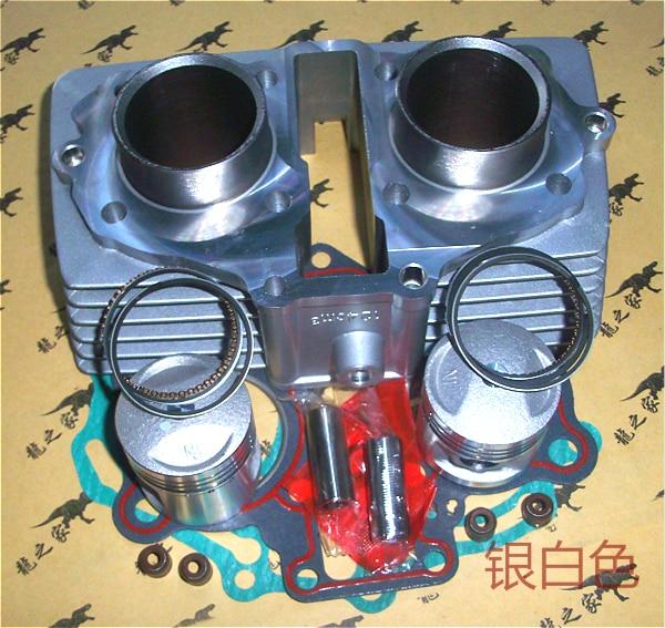 Engine Spare Parts Motorcycle Cylinder Kit For Honda CBT125 CM125 CBT150 CM150 125CC 150CC CBT 125