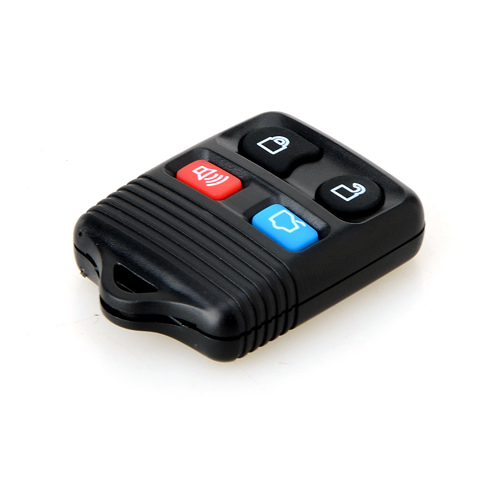 4 Buttons <font><b>Remote</b></font> Car <font><b>Key</b></font> Transit Keyless Entry Fob 315MHz/433mhz <font><b>For</b></font> <font><b>Ford</b></font> Complete <font><b>Remote</b></font> Control Circuid Board Included image