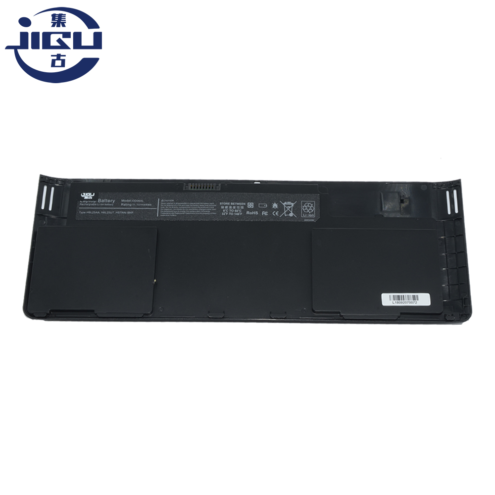 JIGU Laptop Battery HSTNN-IB4F W91C 698943-001 H6L25AA OD06XL ODO6XL For <font><b>HP</b></font> For EliteBook <font><b>Revolve</b></font> <font><b>810</b></font> G3 830 6CELLS image