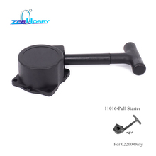 PULL STARTER FOR HSP 1/10 NITRO RC CARSS 94177, 94106, 94166, 94188 (part no. 11016) hsp 102075 aluminum alloy gear case for 94102 94106 94108 94111 94122 94166 dark purple