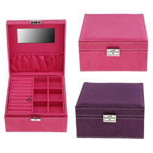 Buy glass top jewelry box and get free shipping on AliExpresscom