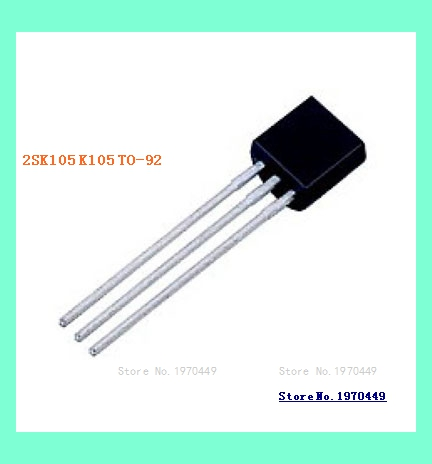 2SK105 TRANSISTOR TO-92 K105