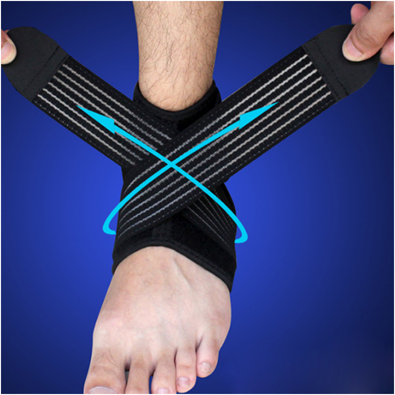 JORZILANO 1Pcs Adjustable Medical Foot Drop Orthotic Correction Ankle Plantar Fasciitis Support Joints Feet Protector Brace
