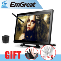 Professional UGEE UG 2150 21 5 IPS Monitor Touch Screen 1920x1080 HD Display Graphic Tablet Board