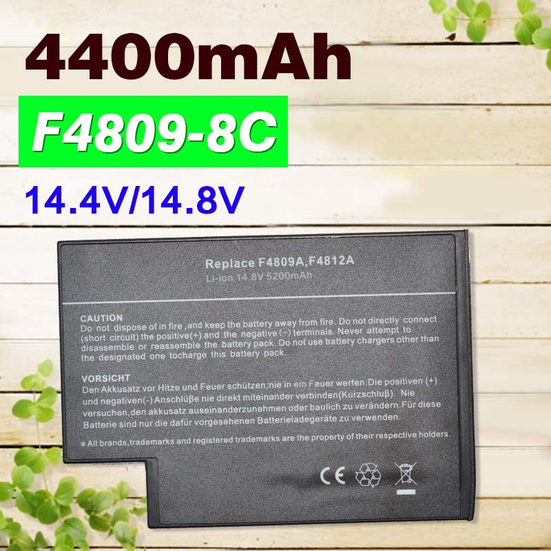 4400mAh Battery for HP DB946A 319411-001 361742-001 F4809A 4200 4300 4400 4500 4600