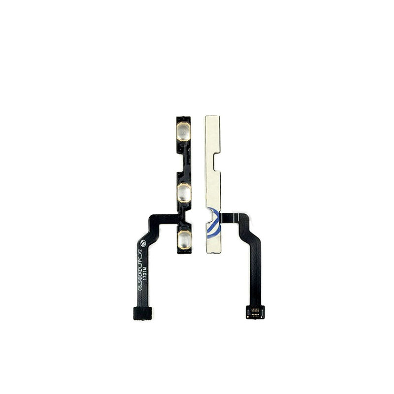 New Power On/off & Volume Up/down Buttons Flex Cable Replacement For Xiaomi Redmi 4 4Pro 4A 4X Phone
