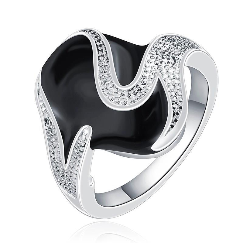 Hot high quality Specials silver plated Accessories Charm elegant women Ring free shipping R667