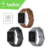 New Arrival Belkin Original Premium Classic Italian Leather Band For Apple Watch 38mm 42mm With Retail