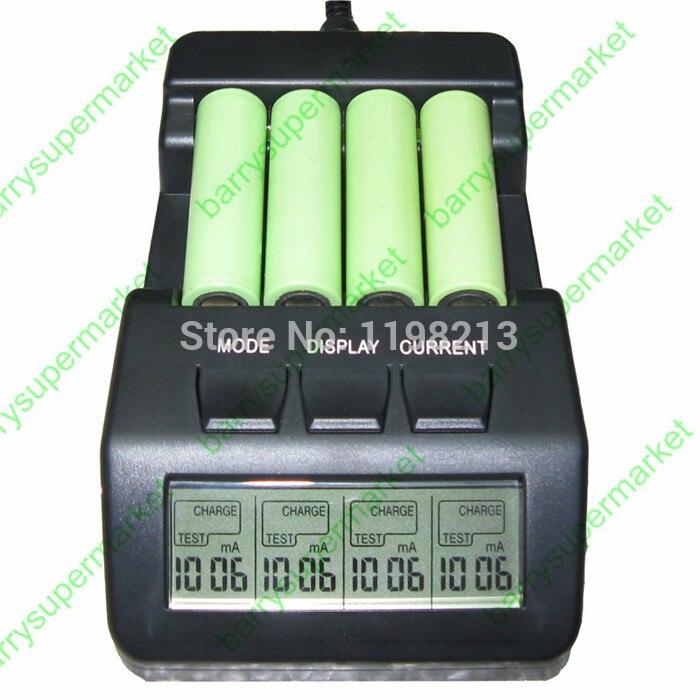 все цены на  Intelligent Digital Battery Charger battery Tester meter NiCd NiMh Multifunctional for AAA 16340 RCR123 14500 AA  онлайн