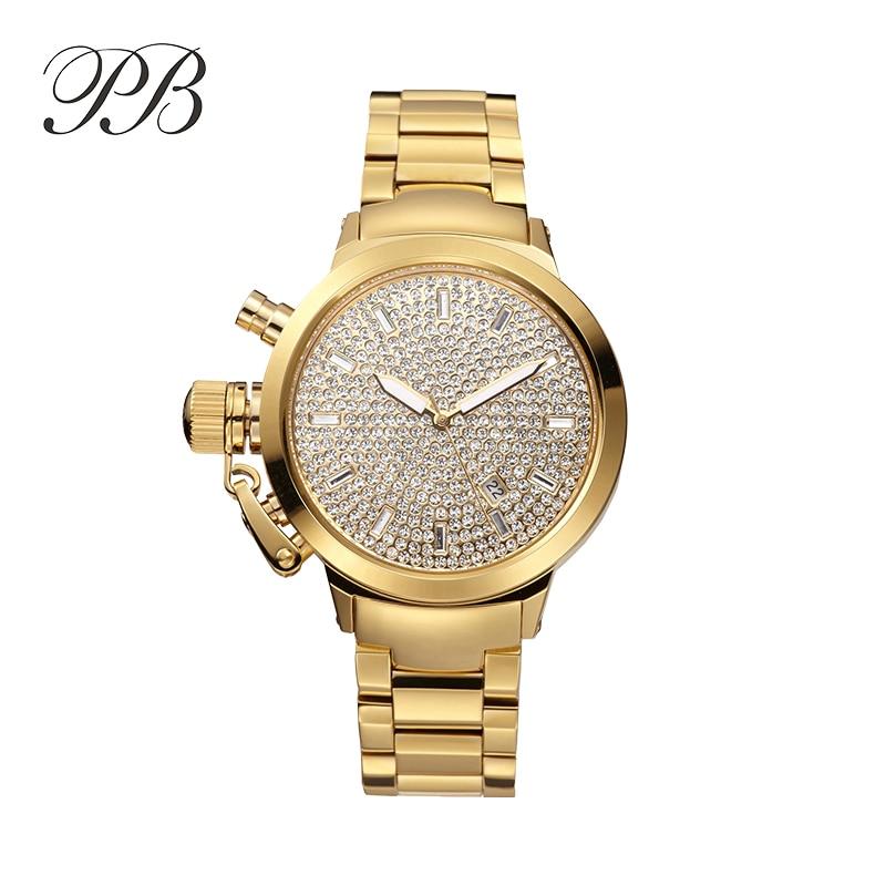 Gratis frakt Högkvalitativ BS varumärke Kvinnor Armbandsur Lady - Damklockor - Foto 1