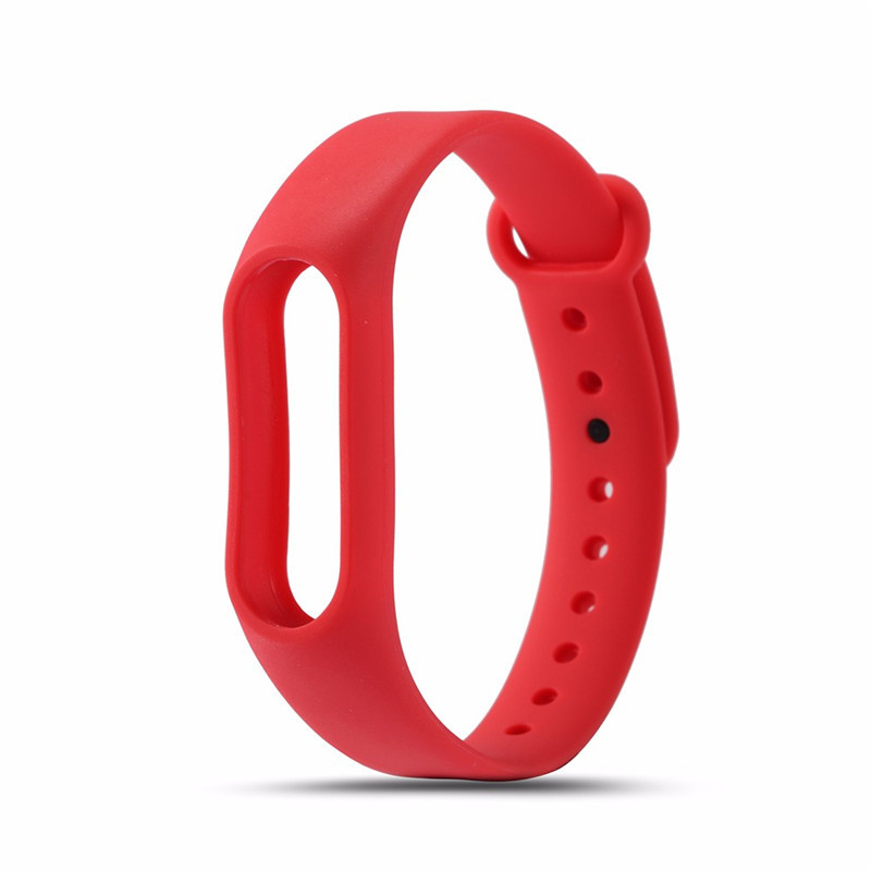 Image 5 - 300pcs Mi band2 Replacement Wristband Straps Soft Silicone Watch Bracelet for Xiaomi Mi Band 2 Strap wholesale free shipping-in MP3/MP4 Bags & Cases from Consumer Electronics