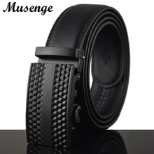 Mens Belts Luxury Brand Designe Belt Designer Belts Men High Quality Black Geometric Buckle Automatic Fashion Dot Brown Riemen