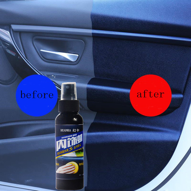 HUANKA 50/120ML Car Auto Tire-wheel Dedicated Refurbishing Agent Cleaner Coating Polishing  Protection Paint Care Durability